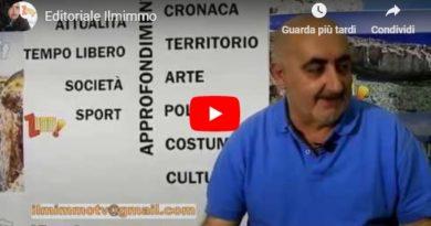 Mio editoriale su Ospedale della Murgia e la Sanità in Puglia (VIDEO)