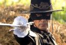 Zorro fa 100 anni, tra fumetti e film