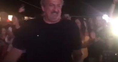 Notte della Taranta: Emiliano balla la pizzica