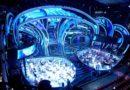 A Sanremo scenografia futuristica tra Broadway e il passato