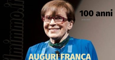 "I ""100 anni di Franca"""