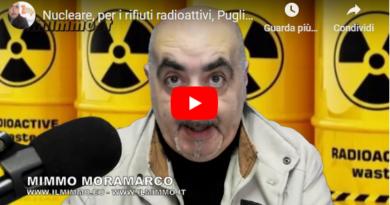 Nucleare, per i rifiuti radioattivi, Puglia e Basilicata: anche murgia barese e materana (VIDEO e Petizione)