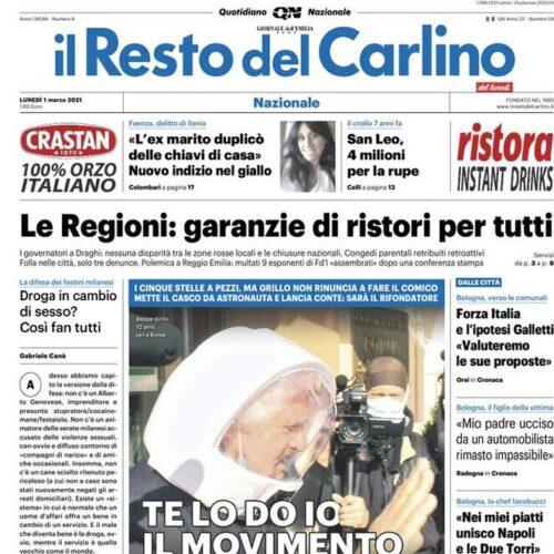 il-resto-del-carlino-2021-03-01-603c212c7aa33