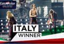 Eurovision, il trionfo dei Maneskin
